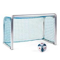 Sport-Thieme Mini-Trainingsdoel Protection, Incl. net, blauw (mw 4,5 cm), 1,20x0,80 m, diepte 0,70 m