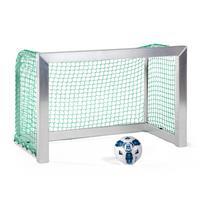 Sport-Thieme Mini-Trainingsdoel, volledig gelast, Incl. net groen (mw 4,5 cm), 1,20x0,80 m, diepte 0,70 m