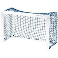 Minidoelnet, maaswijdte 4,5 cm, Blauw, Voor doel 2,40x1,60 m, doeldiepte 1 m