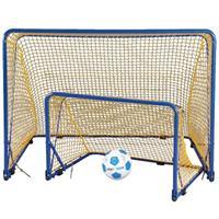Sport-Thieme Minidoel, samenklapbaar, 135x100x110 cm, ca. 8 kg