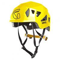 Grivel - Stealth - Klimhelm, geel/zwart/oranje