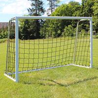 Sport-Thieme Mini trainingsdoel met inklapbare netbeugels, 1,50x1,00 m
