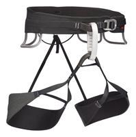 Black Diamond - Solution Guide Harness - Klimgordel, zwart/grijs
