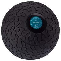 Avento Slambal structuur 6 kg zwart