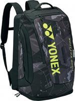 Yonex tennisrugzak Pro 34 liter polyester zwart/geel