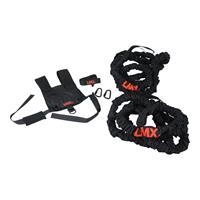 Lifemaxx LMX1272 Cobra Resistance Rope Set