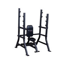 ProClubline SOSB250 Olympic Shoulder Military Press Bench