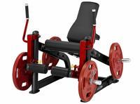 Steelflex Plate Loaded Leg Extension