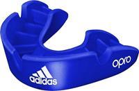 Adidas gebitsbeschermer Opro Gen4 editie junior rubber blauw