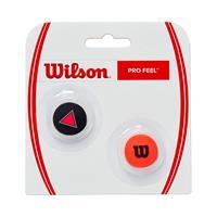 Wilson Pro Feel Clash Demper Verpakking 2 Stuks