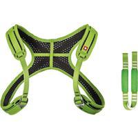 Ocun - Webee Chest Lite + Tie-In Sling - Borstgordel, groen/zwart