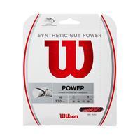Wilson Synthetic Gut Power Set Snaren 12,2m