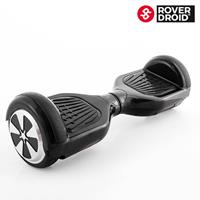 Rover Droid Zelf Balancerende Elektrische Mini Scooter Zwart