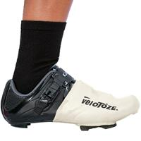 veloToze overschoenen Toe Cover rubber wit