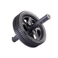 Merkloos Matchu Sports Ab Wheel - Zwart - 30cm - Ø18.5cm
