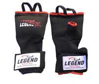 legendsports Legend Sports Binnenhandschoenen gel easy unisex zwart