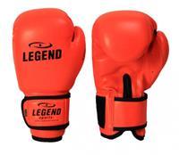 Legend Sports bokshandschoenen junior oranje