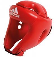 Adidas hoofdbeschermer Rookie unisex rood