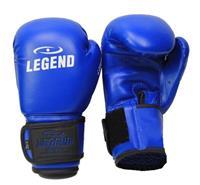 Legend Sports bokshandschoenen junior blauw