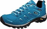Brütting wandelschoenen Mount Frakes Dames - Petrol blauw