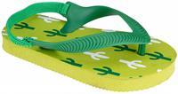 Waimea peuterslippers Rio junior groen