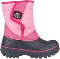 Winter-Grip Winter Grip snowboots Mountain Kid meisjes grijs/roze /24