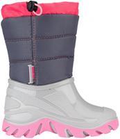 Winter-Grip Winter Grip snowboots Jelly Walker meisjes grijs/roze  25