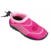 UV-Zwemkleding BECO -Neoprenschuhe pink Gr. 22/23