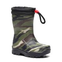 Scapino Dunlop sneeuw- en regenlaarzen camouflage kids