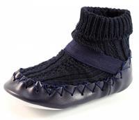 Stoute-schoenen.nl Bardossa sokpantoffels Blauw BAR01