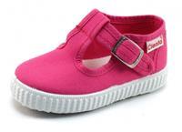 Stoute-schoenen.nl Cienta 51000 bandschoen Fuchsia CIE05
