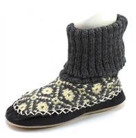 Stoute-schoenen.nl Litha sloffen Grijs LIT26