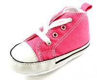 Stoute-schoenen.nl Converse babyschoenen online First Star Roze ALL25