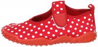 playshoes Aqua Schoenen stippen rood - Rood - - Meisjes