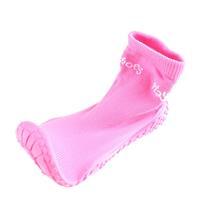 Playshoes Aqua Sok uni roze - Roze/lichtroze - - Meisjes