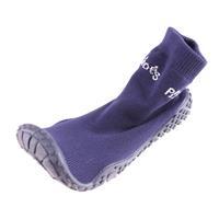 Playshoes Aqua sok uni marine - Blauw - Jongen