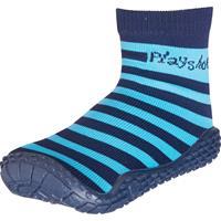 Playshoes zwemsokken junior blauw