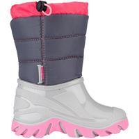 Winter-Grip Winter Grip snowboots Jelly Walker meisjes grijs/roze  29