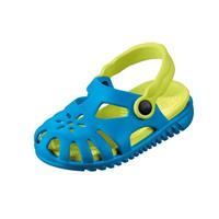 Beco Kinder-Badesandale blau 23