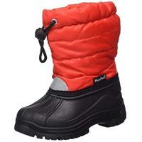 Playshoes Winterlaarzen Basic rood - Rood - Jongen/Meisjes