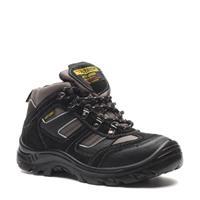 Scapino Safety Jogger leren werkschoenen
