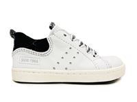 ShoesMe Witte  Veterschoenen