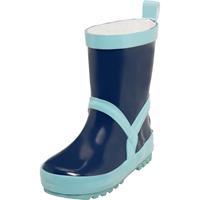 Playshoes regenlaarzen marine /lichtblauw /21