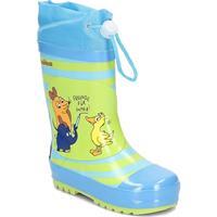 Playshoes regenlaarzen Friends 4 Ever /21 blauw/groen