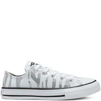 Converse Archive Zebra Chuck Taylor All Star Low Top voor kids