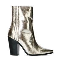 Sacha Goudkleurige western boots  - goud
