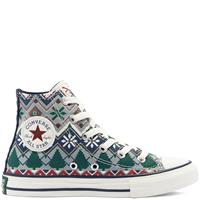 Converse Holiday Sweater Chuck Taylor All Star High Top voor kinderen
