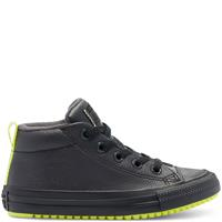 Converse Leather & Reflective Chuck Taylor All Star Street Boot