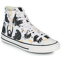 Converse Hoge Sneakers  CHUCK TAYLOR ALL STAR GOING BANANAS HI