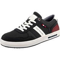 tomtailor Sneaker met leerlook